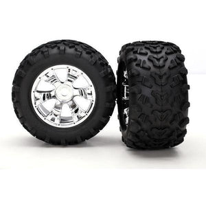 5674 Geode Chrome Wheels,T-Maxx Tires(2):Rev 3.3(5309)