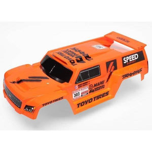 5818A Dakar Body Orange
