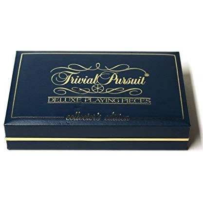 Trivial Pursuit Deluxe Playing Pieces