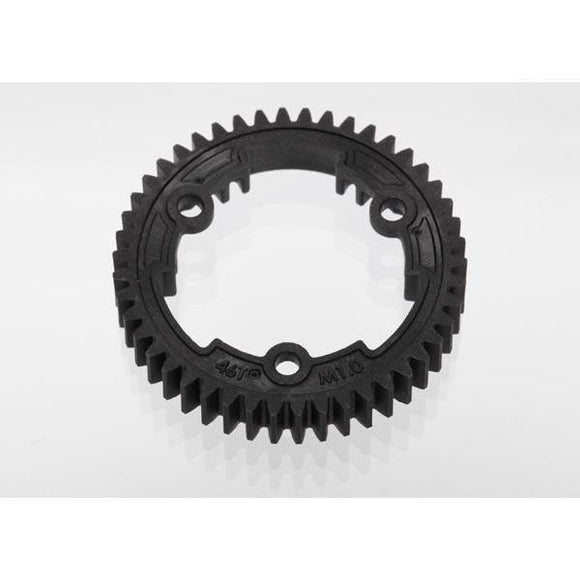 6447 Spur Gear 46T (1.0 Metric Pitch) For X-Maxx / Xo-1
