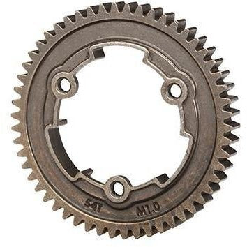 6449X Spur Gear, 54-Tooth, Steel 1.0 Metric Pitch X-Maxx
