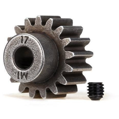 6490 Gear, 17-T Pinion (Fits 5Mm Shaft) / Set Screw