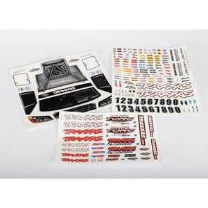 6813 Decal Sheet Slash 4