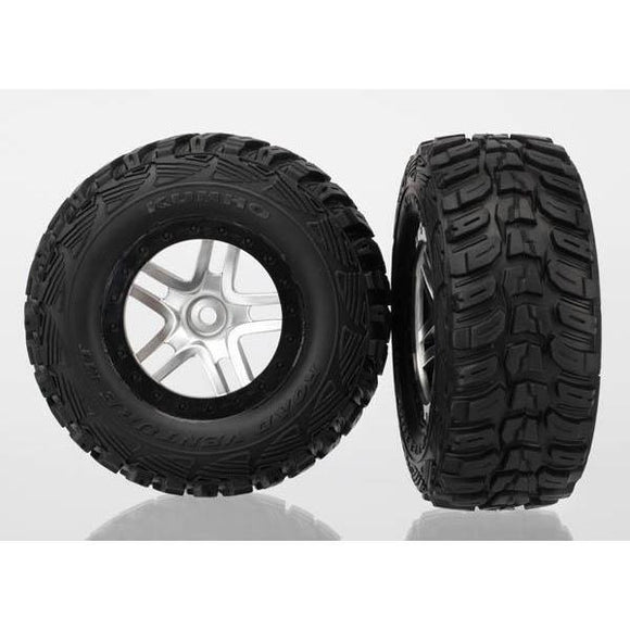 6874 Split Spoke Wheel & Kumho Tire Wd Fr R Wd &-Kumho-Tire-(2)