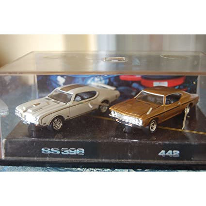 1998 Hot Wheels Collectibles 69' Muscle Cars