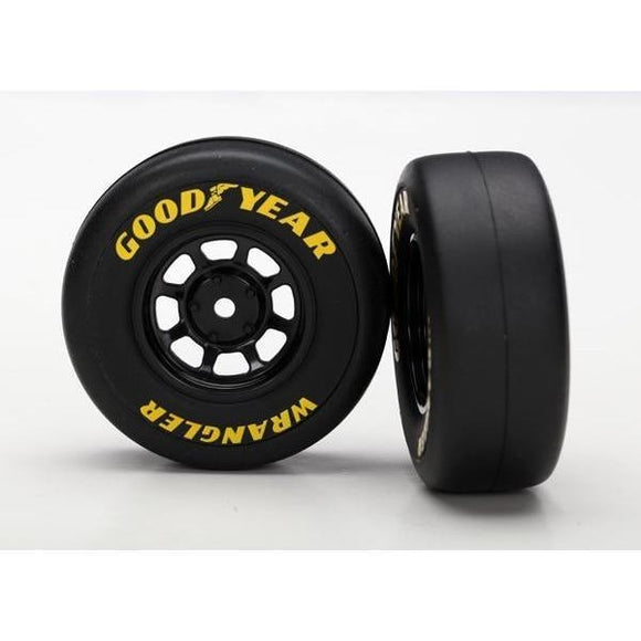 7378 Assembled Goodyear Tires & (2)