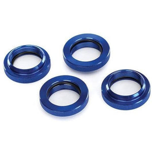7767 Spring Retainer For Gtx Shocks Blue Gtx-Shocks,-Blue-(4