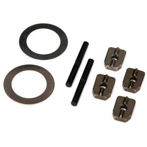 7783X Spider Gear Shaft & Spacers Washers For (2