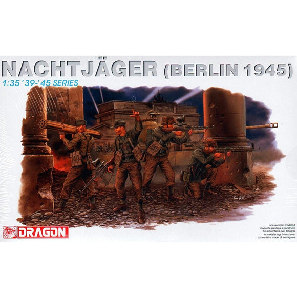 1/35 Dragon 6089 German Nachtjager