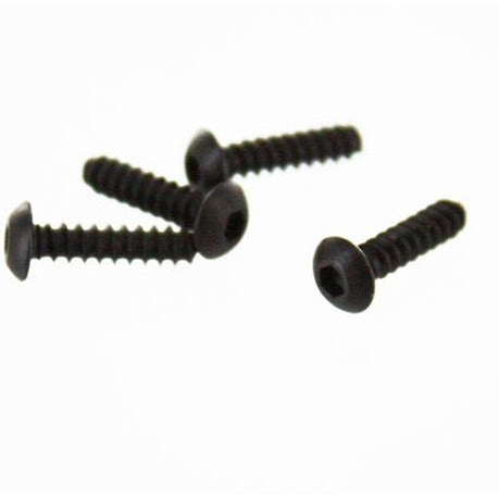 85843 Rounded Head Self Tapping Screws 3*12 4Pcs