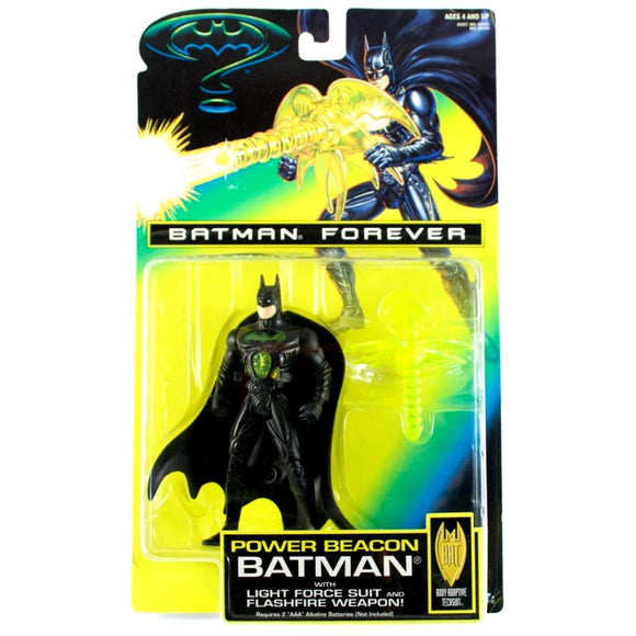 Kenner Batman Power Beacon action Figure 1995