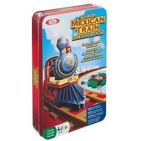 The Ideal Mexican Train Accerories Set