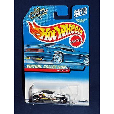 Hot Wheels Virtual Collection Track T