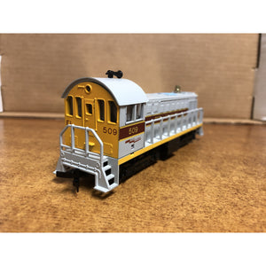 Model Power Alco Switcher Erie-Lacawanna