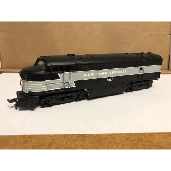 HO Scale AHM New York Central FM Unpowered Dummy