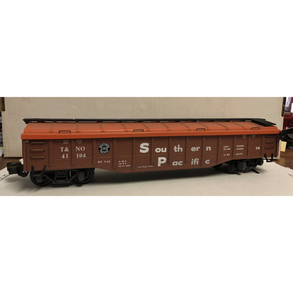 G Scale Southern Pacific Covered Gondola 41104