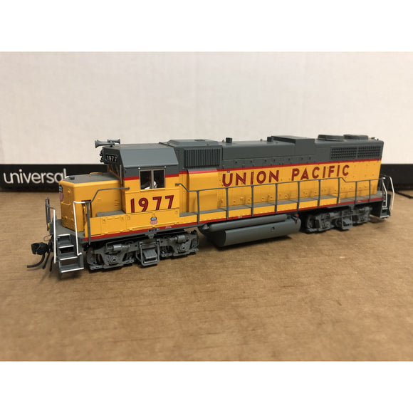 HO Scale Atlas 8998 DCC GP-38 Union Pacific 1977