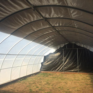 12 Mil Woven Breathable Light Dep Greenhouse Cover