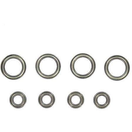 STK-Bearing Set Wheel Bearing Set (5*10*4mm - 4pcs, 10*15*4mm - 4pcs)
