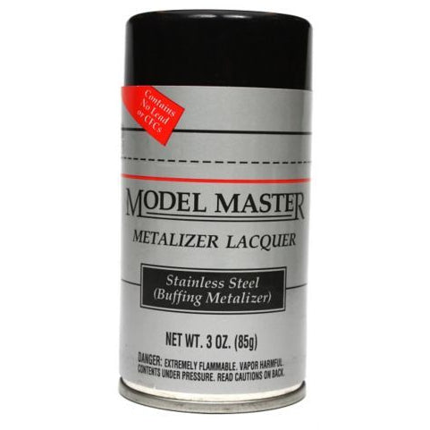 Metalizer Spray 3oz Stainless