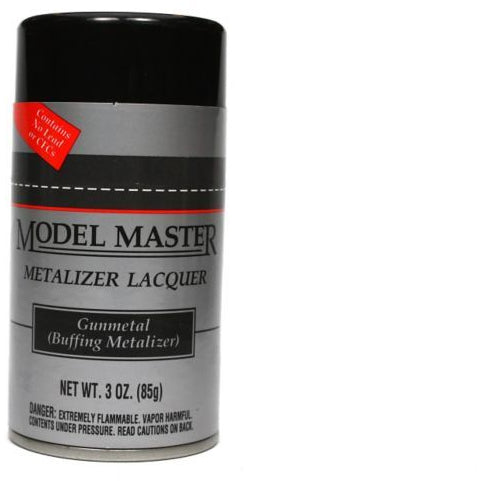 <p>Metalizer Spray 3oz Gunmetal</p>
