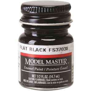 <p>MM FS37038 1/2oz Flat Black</p>