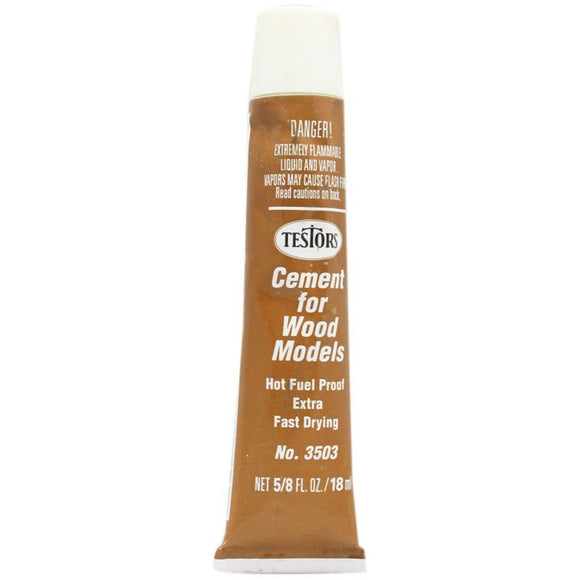 Wood Cement Extra Fast,5/8 oz