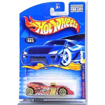 Hot Wheels Mad Maniax Series #4 of 4 Twin Mill II
