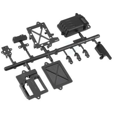AX80107 Radio Box/Electronic Component Mounts EXO