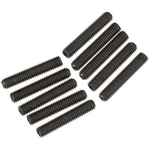 AXA186 Set Screw M3x16mm Black Oxide (10)