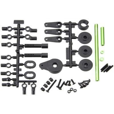 AX30492 Rear Steer Kit AX10 Scorpion