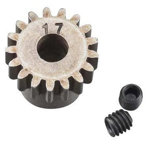 AX30843 Pinion Gear 32P 17T Steel 5mm Motor Shaft