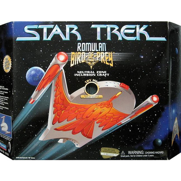 Star Trek Romulan Bird of Prey 1997