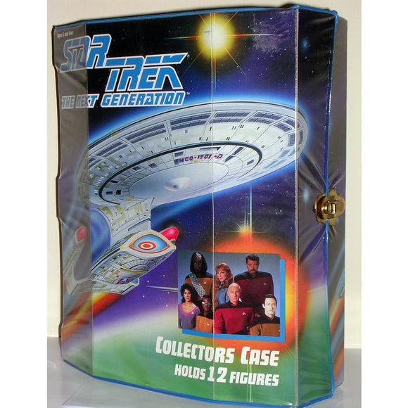 Star Trek 12 Figure Collector Case