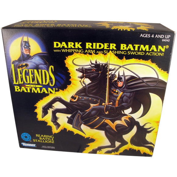 Kenner Batman Dark Rider Batman Action Figure 1994