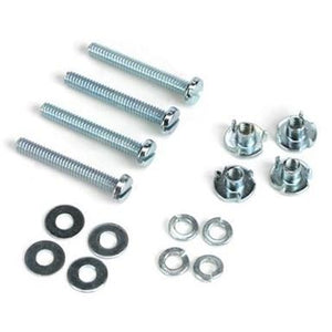 DUB125 Mounting Bolts & Nuts (4), 2-56 x 1/2
