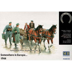 1/35 Master Box 3538 Somewhere in Europe … 1944