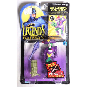 Kenner Batman The Laughing Joker action Figure 1995