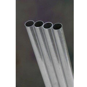 "Aluminum Tube 3/32"", Carded, 3 Each"