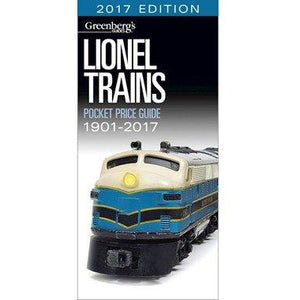 Lionel Pocket Price Guide 1901 - 2017