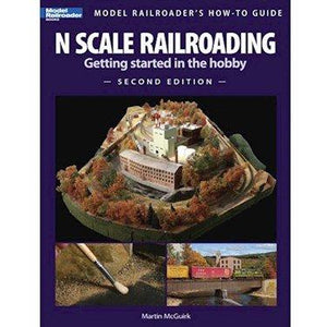 N Scale Model Railroading, Second Edition
