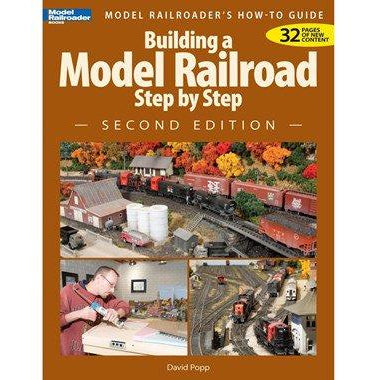 Building a Model Railroad Step by Step,2nd Edition