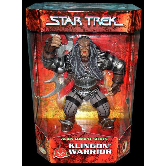 Star Trek Klingon Warrior 1999