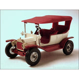 "1/42 Scale 1973 Lesney Matchbox Models Of Yesteryear No.Y-1  1911 Model ""T"" Ford (Red)"