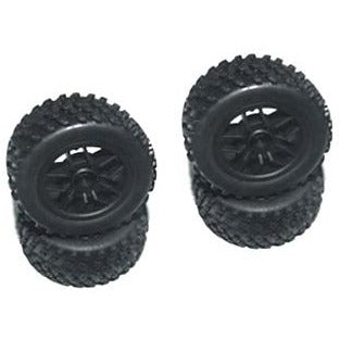24028 Truggy Wheel Complete (qty 4) for Sumo RC