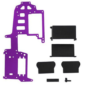 2115 Aluminum upper plate (purple) (requires 83014 battery pack)