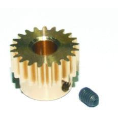 H181 Motor Pinion (21T) and Set Screw(3*3)