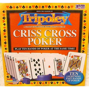 Tripoly Criss Cross Poker