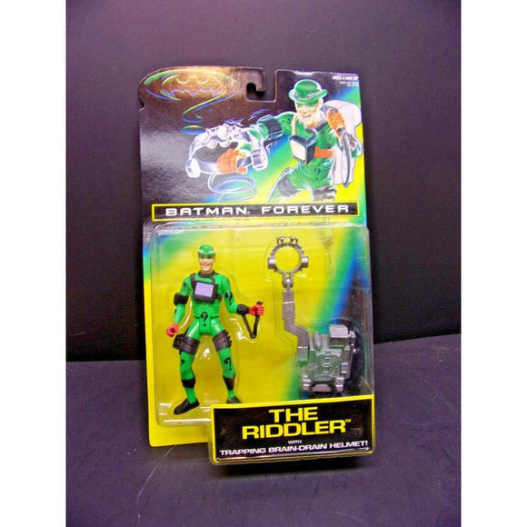 Kenner Batman The Riddler Action Figure 1995