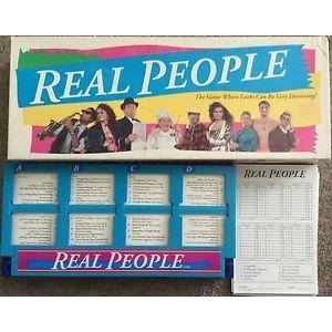 Real People by Parker Brothers